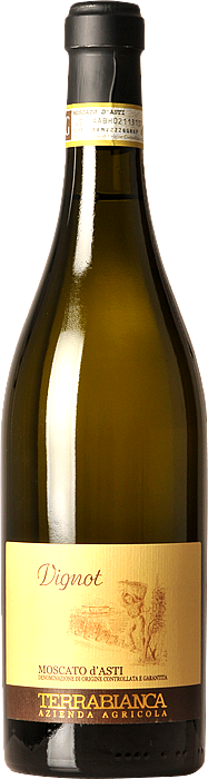 """Moscato d'Asti D.O.C.G. """"Vignot"""""""